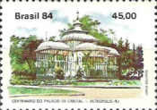 [The 100th Anniversary of the Crystal Palace, Petropolis, type BXJ]