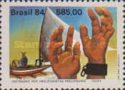 [The 100th Anniversary of the Abolition of Slavery in Ceara and Amazonas, type BXM]