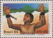 [The 100th Anniversary of the Abolition of Slavery in Ceara and Amazonas, type BXN]