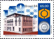 [The 150th Anniversary of the Economic Bank, type BYW]