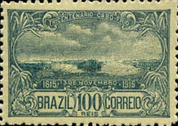 [The 300th Anniversary of the Founding of Cabo Frio, type CB]