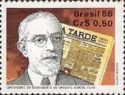 [The 100th Anniversary of the Birth of Ernesto Simoes Filho, Politician and Founder of