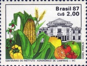 [The 100th Anniversary of the Agronomic Institute, Campinas, type CFB]