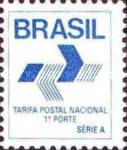 [Stamp with No Value Expressed, type CGN]
