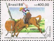 [Argentine-Brazilian Stamp Exhibition