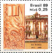 [Public Library Year - The 178th Anniversary of the First Public Library, Bahia, type CHT]