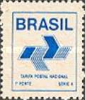 [Stamp with No Value Expressed, type CIN]