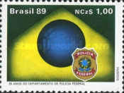 [The 25th Anniversary of the Federal Police Department, type CJJ]