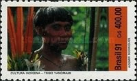 [Indian Culture - The Yanomami, type CMN]