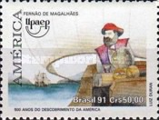 [America - Voyages of Discovery, type CNI]