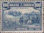 [The 100th Anniversary of Independence, type CP]
