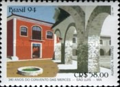 [The 340th Anniversary of the Convent of Merces, now Cultural Centre, Sao Luis, type CSK]
