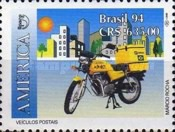 [America - Postal Vehicles, type CST]