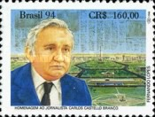 [The 1st Anniversary of the Death of Carlos Castello Branco, Journalist, 1920-1993, type CSY]