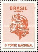 [Stamps with No Value Expressed, type CTG]