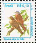 [Birds - Issues of 1994 but with Value Expressed as