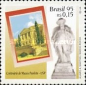 [The 100th Anniversary of the Paulista Museum of the University of Sao Paulo, type CWB]
