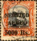 [Airmail - Official Stamps of 1913 Overprinted, type CX13]