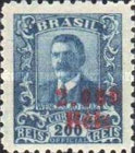 [Official Stamps of 1919 Surcharged, type CY2]