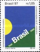 [The 500th Anniversary of the Discovery of Brazil by the Portuguese, type CZK]