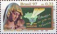 [The 100th Anniversary of the Marist Brothers in Brazil, type DAN]