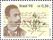 [The 100th Anniversary of the Death of Joao da Cruze Sousa, Poet, 1861-1898, type DCA]