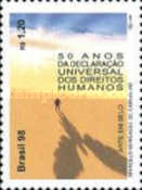 [The 50th Anniversary of the Universal Declaration of Human Rights, type DGD]