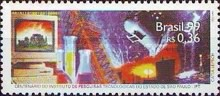 [The 100th Anniversary of the Institute for Technological Research, Sao Paulo, type DGZ]