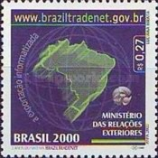 [The 2nd Anniversary of the BrazilTradeNet, Business Information Web Site, type DKE]