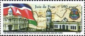 [The 150th Anniversary of the Juiz de Fora, type DKN]