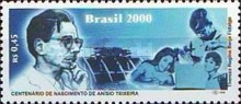 [The 100th Anniversary of the Birth of Anisio Teixeira, Education Reformer, 1900-1971, type DLB]