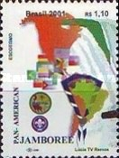 [The 11th Anniversary of the Pan American Scout Jamboree, Foz do Iguacu, type DOC]