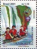 [The 11th Anniversary of the Pan American Scout Jamboree, Foz do Iguacu, type DOD]