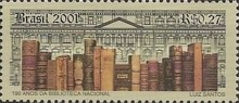 [The 190th Anniversary of the National Library, Rio de Janeiro, type DOP]