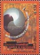[World Conference on Racism - Durban, South Africa, type DPU]