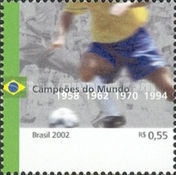 [Football World Cup - South Korea and Japan, type DRW]