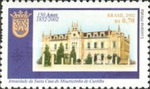 [The 150th Anniversary of the Sisterhood of the Charity Hospital of Curitiba, type DSP]
