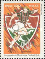 [The 100th Anniversary of the Fluminense Football Club, type DSS]
