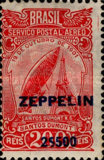 [Airmail - Issue of 1929-1930 Overprinted