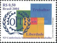 [The 92nd Anniversary of the International Labour Conference - ILO, type DWE]