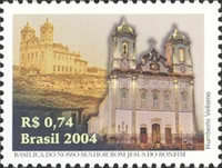 [The 250th Anniversary of Our Lord Jesus of Bonfim Basilica, type DWO]