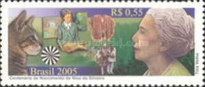[The 100th Anniversary of the Birth of Nise da Silveira, type DXK]