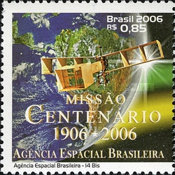[The 100th Anniversary Mission - Brazilian Space Agency, type DYZ]