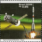 [The 100th Anniversary Mission - Brazilian Space Agency, type DZA]