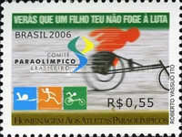[Homage to the Paralympic Athletes, type DZG]