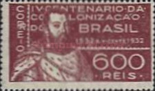 [The 400th Anniversary of the Colonization of Brazil, type EA]