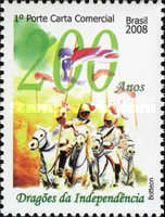 [The 200th Anniversary of the Arrival of the Portuguese Royal Family in Brazil - Independence Dragoons, type ECQ]