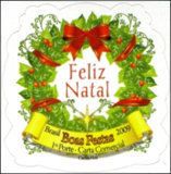 [Christmas - Self Adhesive Stamp, type EFL]
