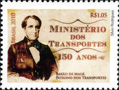 [The 150th Anniversary of the Ministry of Transportation, type EHA]
