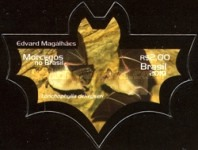 [Fauna - Bats of Brazil - Self Adhesive Stamps, type EIL]